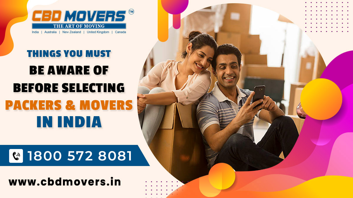 Select Packers And Movers in India
