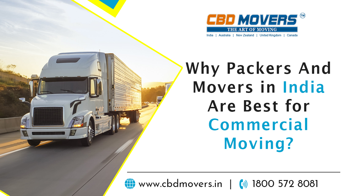 Packers And Movers in India Are Best