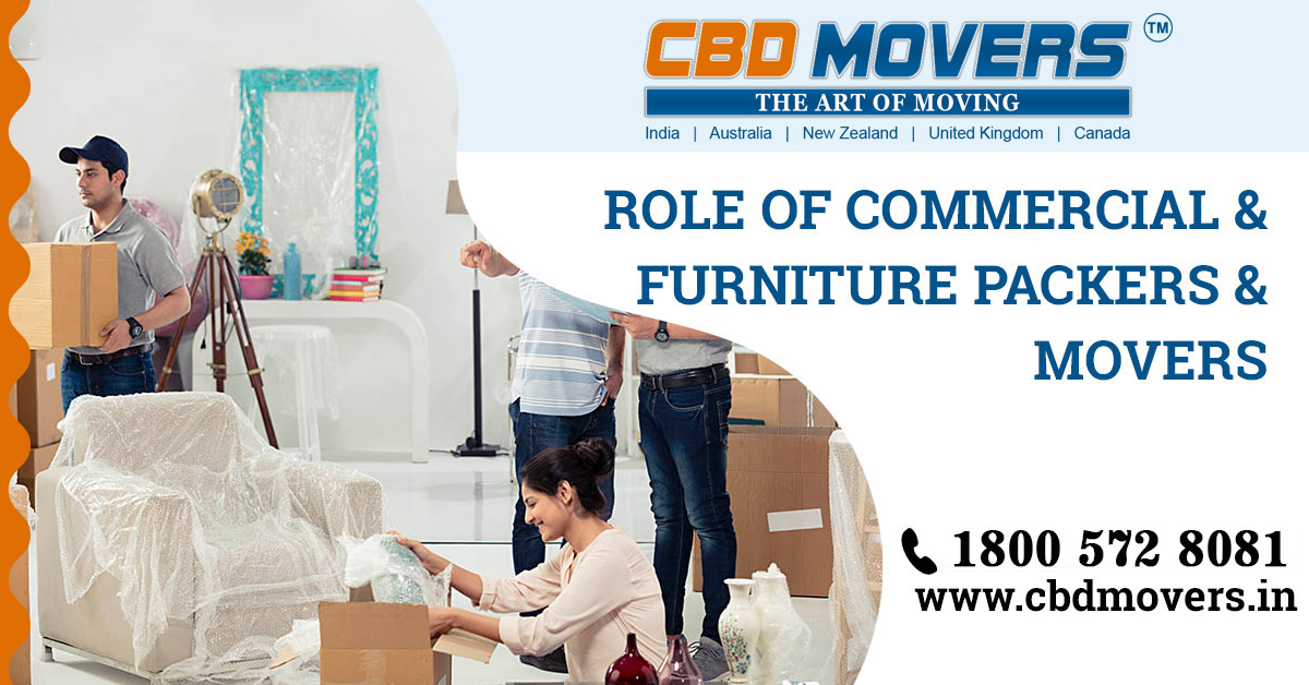 commercial furniture movers packers