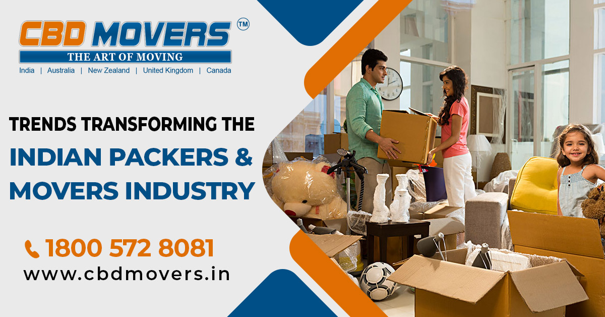 Packers and Movers Industry